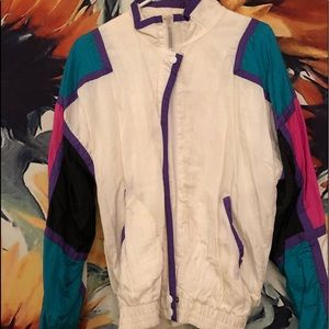 parachute jacket, used for sale